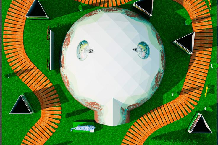 Создание дизайн-проекта экспозиции Кроноцкого природного биосферного заповедника на Восточном экономическом форуме
