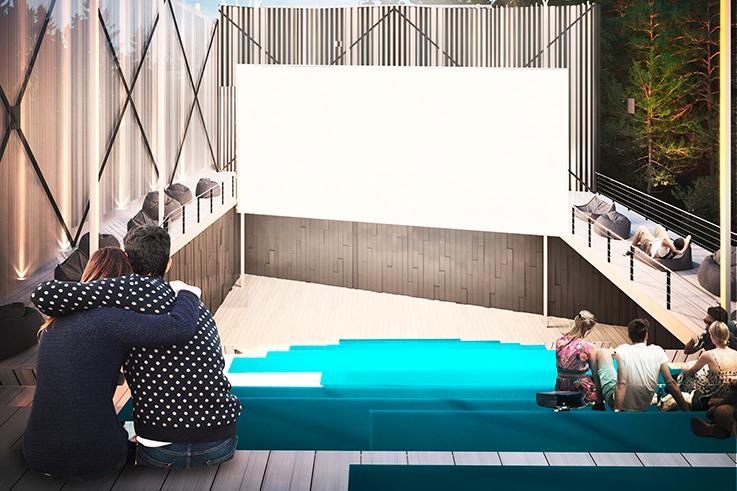Проектирование и создание эколого-просветительского центра